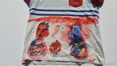 Couture enfant_l'aquarelle sur tissu