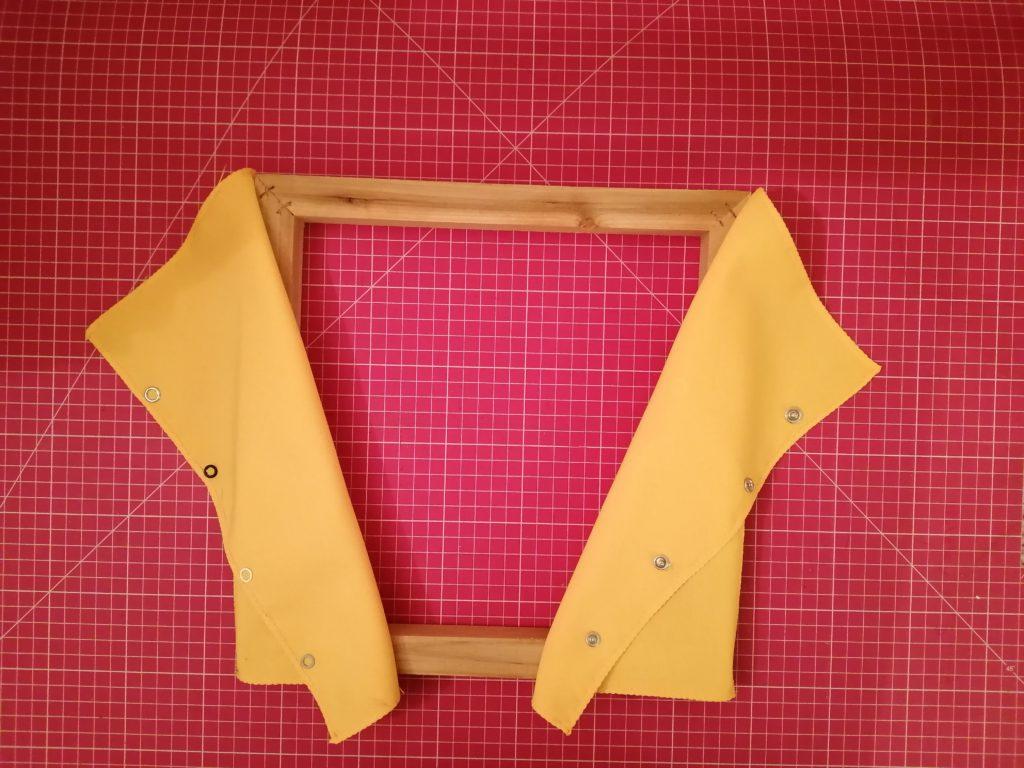 cadre d'habillage Montessori