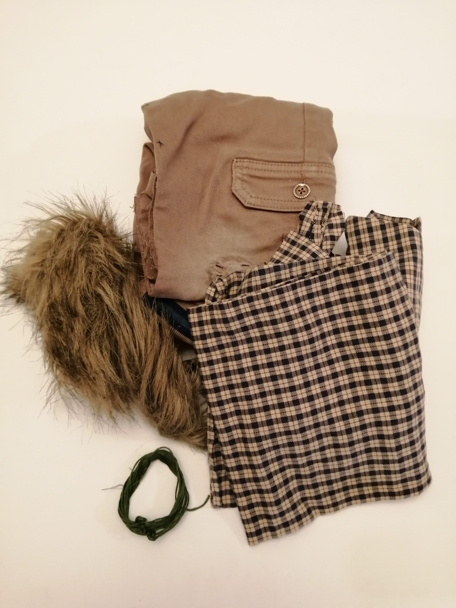Vêtements choisis