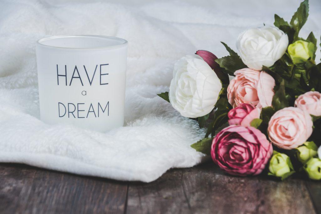 message have a dream pour arrêter le gaspillage