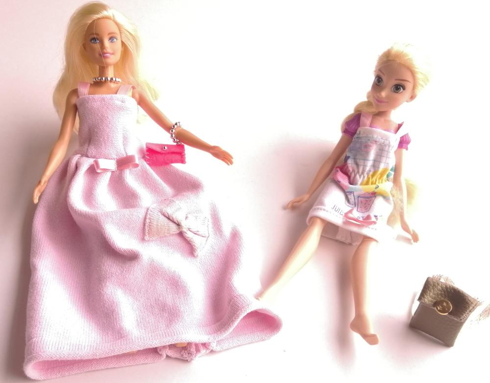 garde-robe pour poupée mannequin